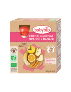 Babybio Eco Pouch Mere,...