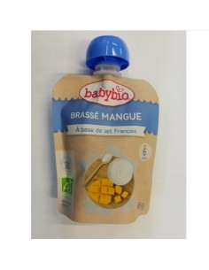 Babybio Eco- Desert Crema...
