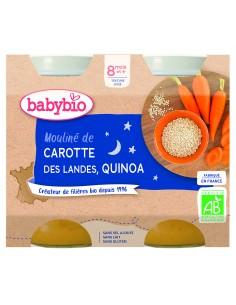 Babybio Crema de Morcovi si...