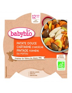 Babybio Eco Meniu Cartof...