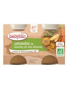 Babybio Piure de legume de...