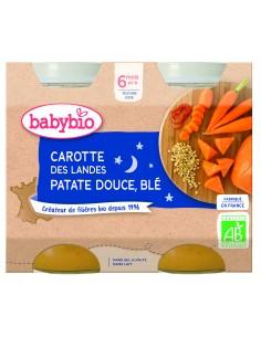 Babybio Piure de Morcovi,...