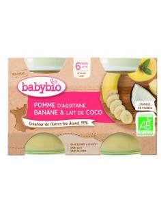 Babybio Desert Mere, Banane...