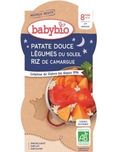 Babybio Meniu Cartofi dulci...