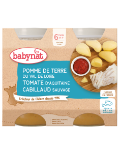Babynat Piure de Cartofi,...