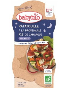 Babybio Meniu Ratatouille a...