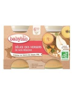 Babybio Piure de Fructe...