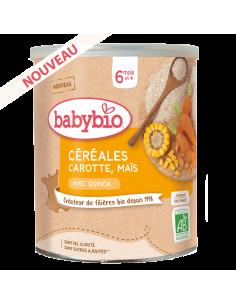 Babybio Eco Cereale  cu...