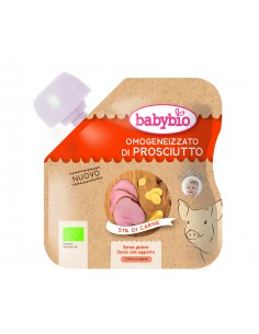 Babybio Piure Organic de...