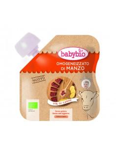Babybio Piure Organic din...