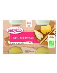 Babybio Piure de Pere   2x130g